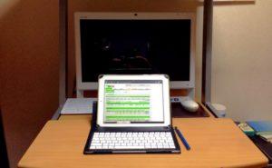 iPad+キーボード
